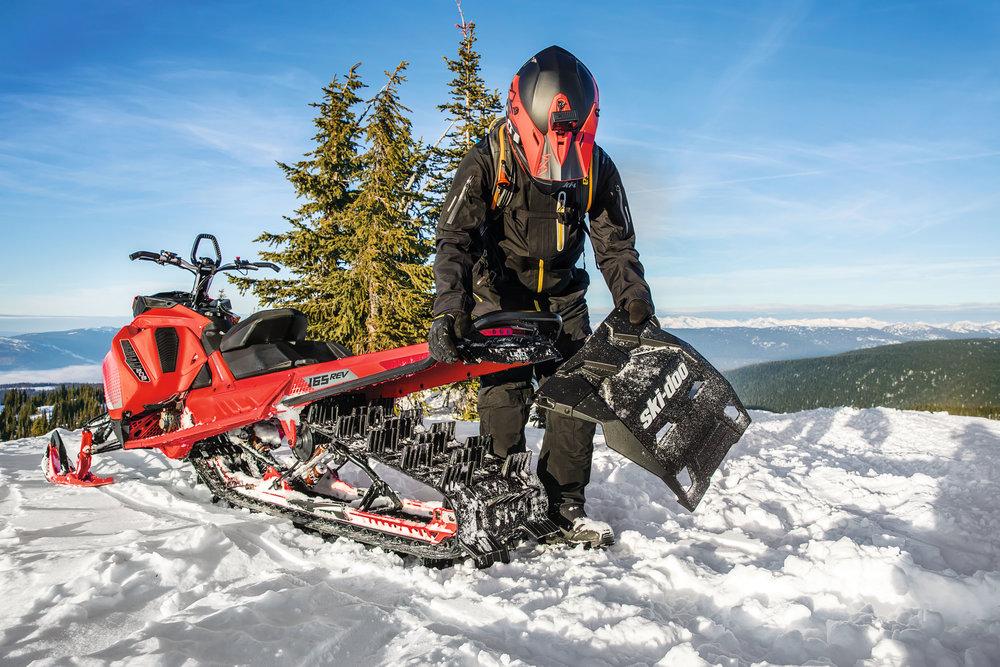 Klær og tilbehør - Ski-Doo 2019