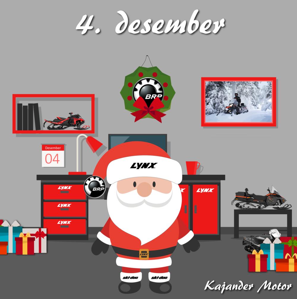 Kajander Motor 4. desember