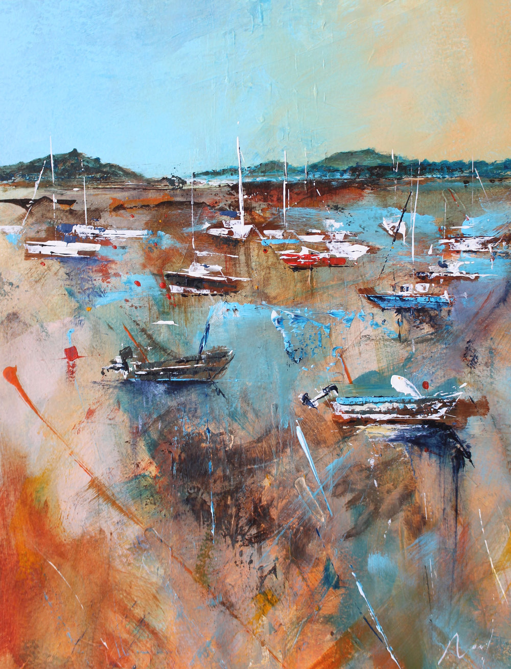 19.Ringhaddy Boats, Strangford Lough.jpg