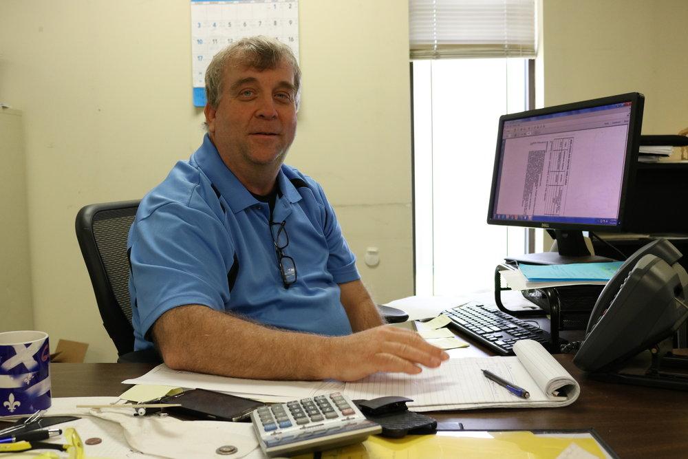 John Kurish, General Manager