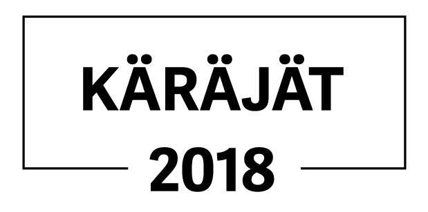 Käräjät 2018