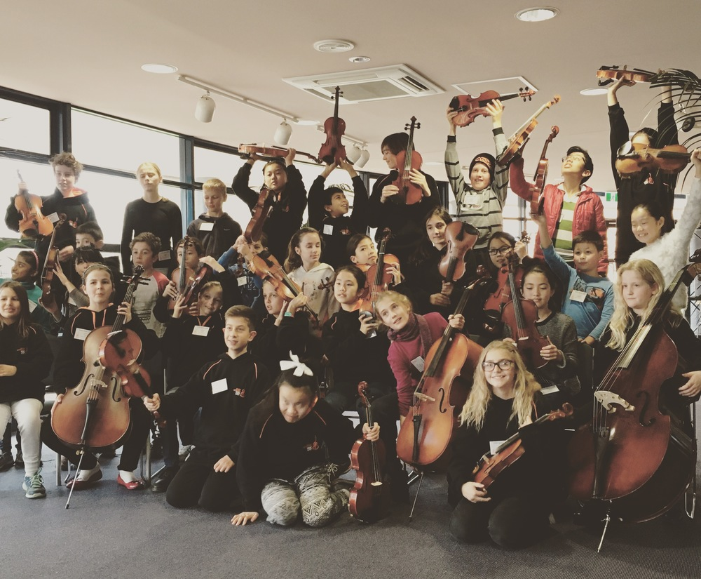 Marcus Strings - SA Music Camp 2016