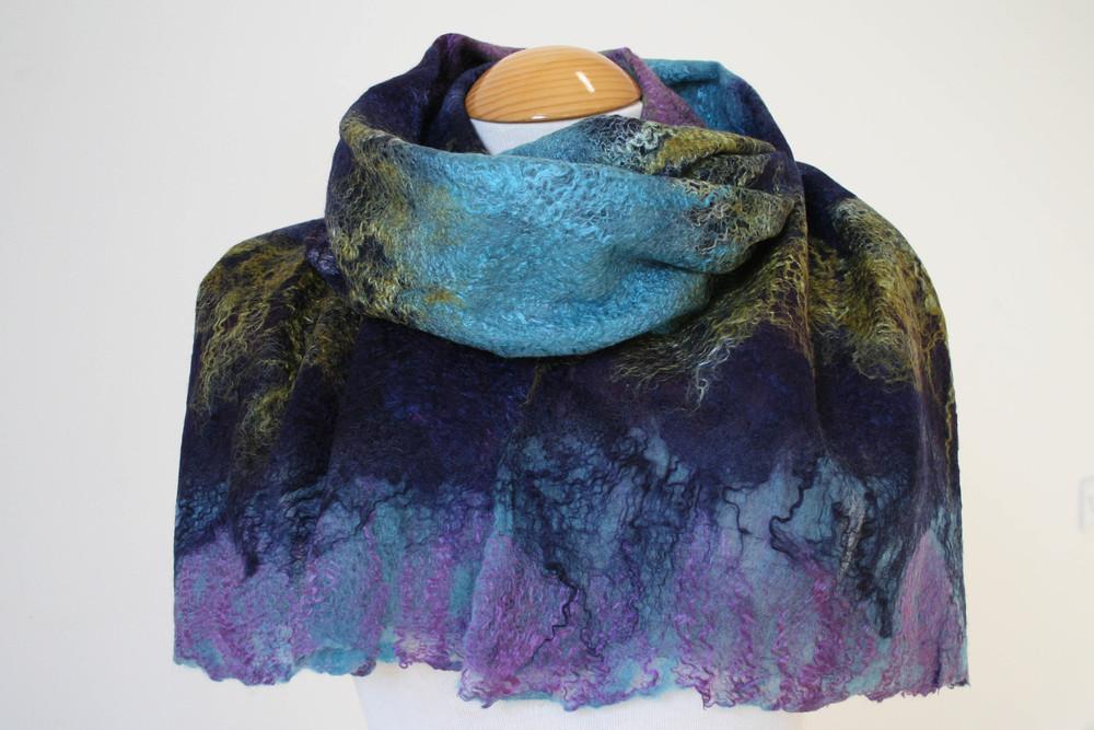 Hand dyed nuno felt scarf (5).jpg