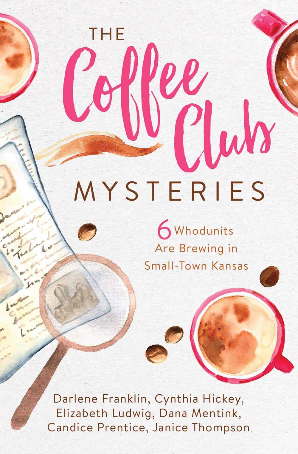 Coffee Club Mysteries