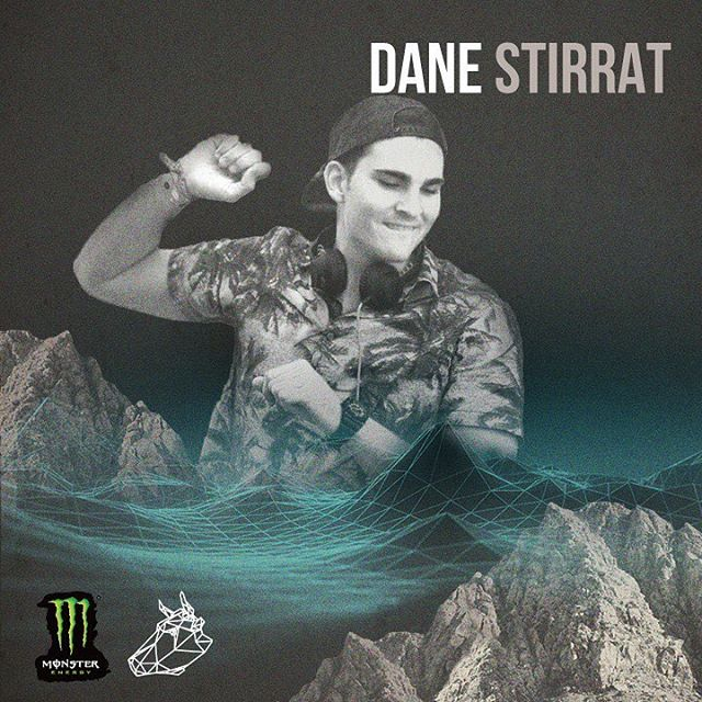 The techno tour de force @danestirrat gonna be cracking that Funktion 1 in the Quarry. 3 more days! #alexstein #techno #fullcream #monsterenergy #capetown