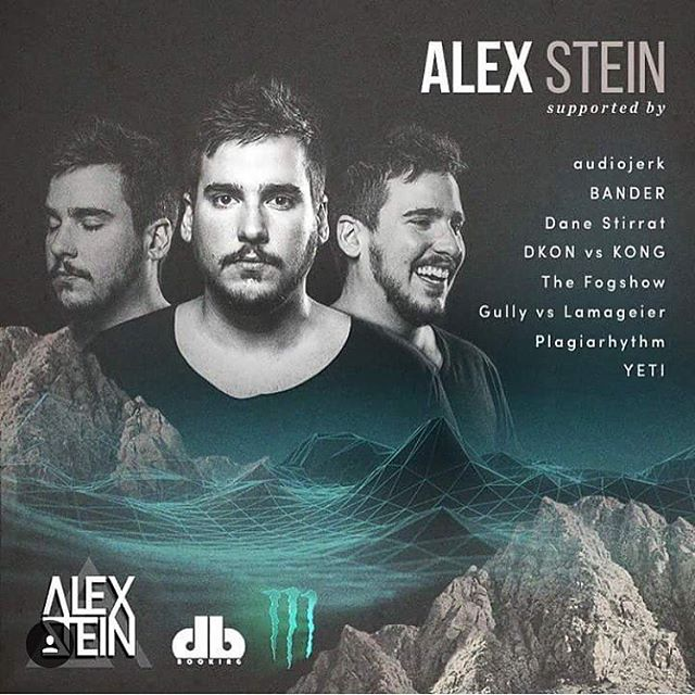 It gives us great pleasure to announce our local line up supporting one of the biggest names in the Techno scene at this very moment, Alex Stein.  Follow us on Facebook for more information.  Tickets go on sale on the 25th of February.