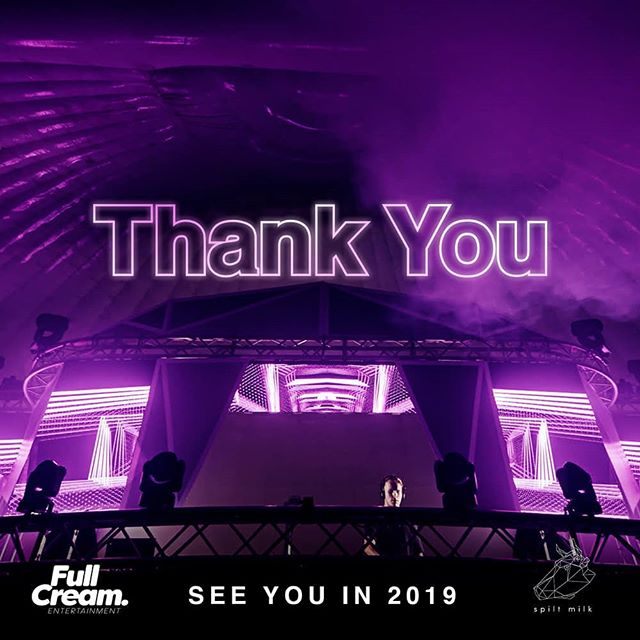 T H E  J O U R N E Y  T O  O U T E R S P A C E  C O N T I N U E S  Thank you to each and every one of you who attended SpiltMilk 2018, making SpiltMilk the largest techno festival in South Africa. We brought you the first techno festival in Cape Town 3 years ago and what an incredible way it was to celebrate our 3rd anniversary with you all this weekend. None of this is possible without you! THANK YOU.  For a production of this size in Green Point, there are many city regulations that must be conformed with and problems are inevitable. In saying that we aware of the complaints regarding the low level of volume. In order to be granted our event permits our sound team at Funktion Koncepts had to sign over authority to a third party acoustic engineer who then monitors the decibel levels and records the readings to send to the city in a report. These were well within (below) the limits given permission for. We were able to get the volume above 100db during Kevin de Vries' performance but we were working very hard the entire production to increase the volume. We are having a meeting with the City about this but all stakeholders including the venue, local residents, authorities, and ratepayers associations have expressed how happy they were with the management of the event. This allows us to host the event in Green Point again next year. Thank you for your support and we have some very big plans for next year.  Keep your eyes on our timeline for an update on Lost & Found and how you can get your items from us.  The journey to outer space and sonic truth continues….. Image: byjono.co.za