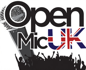 OpenMicUK with Pop Star Party