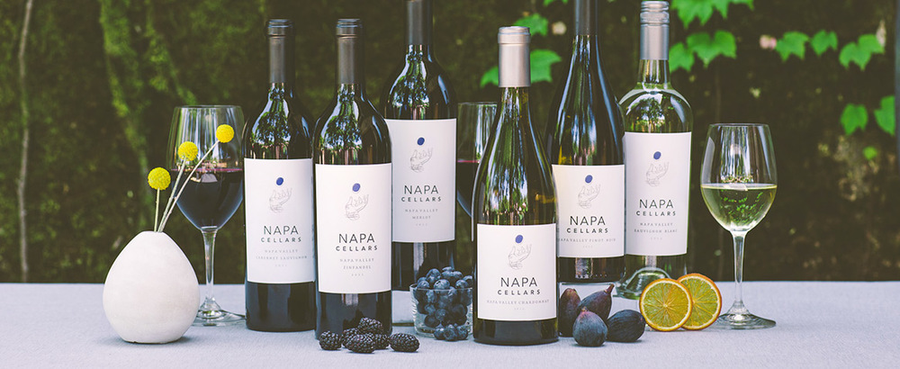 Check out  Napa Cellars ' delicious options.
