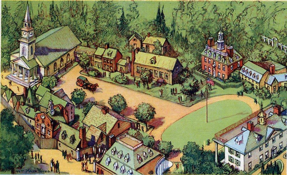 SSCC Village