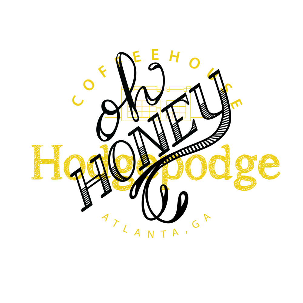 Text Design for Hodgepodge Coffeehouse