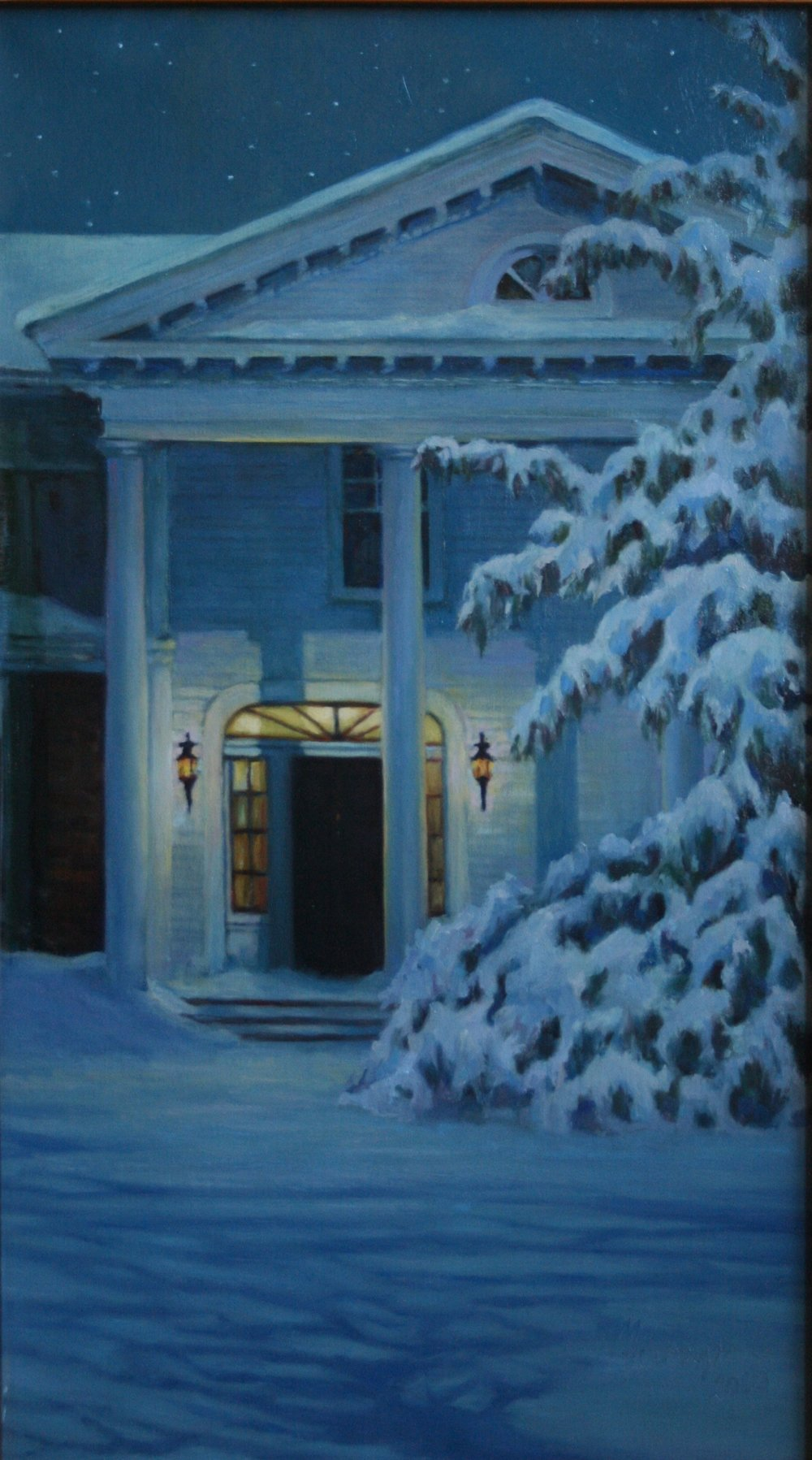 Greek Revival Winter