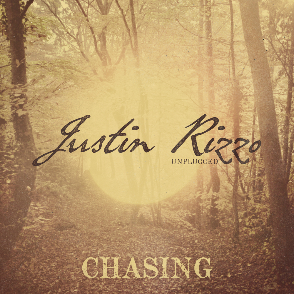 """'Chasing' is a six song unplugged album will bring your heart into a place of meditation upon Christ. The title track, """"Chasing"""" is an honest heart cry longing to pursue the true happiness of knowing Christ. The """"Incarnation song"""" has been one of Justin's most requested songs over this past year. """"The wedding song"""" is a song he wrote for his wife which she heard for the first time at their wedding."""