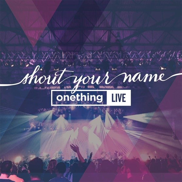 Shout Your Name is a collection of powerful worship songs and raw, spontaneous moments captured live at the Kansas City convention center during the Onething 2014 conference. Featuring Forerunner Music artists Misty Edwards, Jaye Thomas, Laura Hackett Park, Jonas Park, Jon Thurlow, Justin Rizzo, and Ryan Kondo, Shout Your Name captures the energetic atmosphere and vibrant worship of the conference, and will lead you to encounter Jesus through passionate worship.