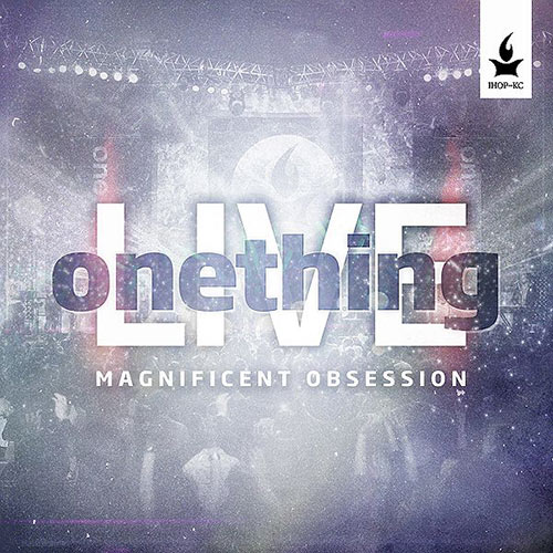 Magnificent Obsessionwas recorded LIVE at the International House of Prayer's onething conference in December in 2012 and is an outpouring of the hearts of worshipers who have set their gaze unapologetically on Jesus, providing an album that extends an invitation to embrace Him as our magnificent obsession.