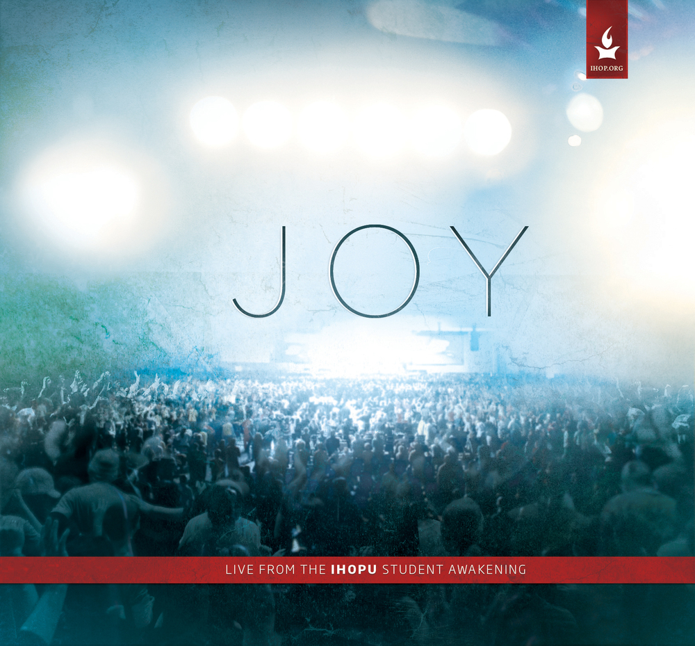This album expresses passionate joy and energy, and carries the message of the victory we have in Jesus. With songs of spontaneous, prophetic worship from worship leaders Laura Hackett, Jon and Justin Rizzo, Matt Gilman, Misty Edwards, Cory Asbury, and Jaye Thomas,Joyis a celebration of the pleasure God takes in loving us and setting us free.Joyis infused with victorious declarations, worshipful adoration, and grateful contemplation born from the truth that we are children of the Most High God. Feel a renewed sense of freedom and joy as you listen to this collection of songs from the International House of Prayer.