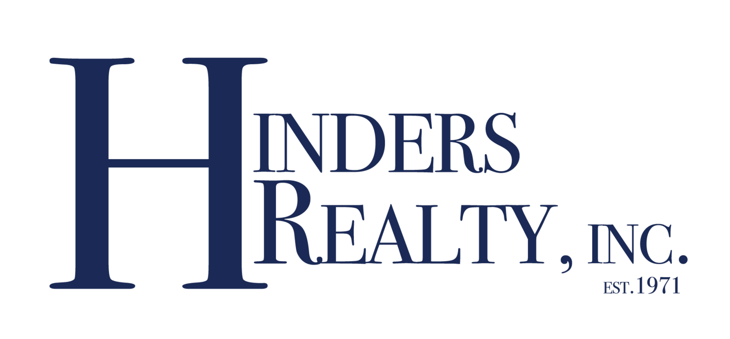 Hinders Realty, Inc. | Since 1971