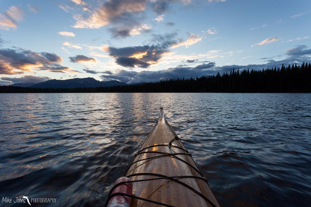 Byers Lake, Denali Park Alaska
