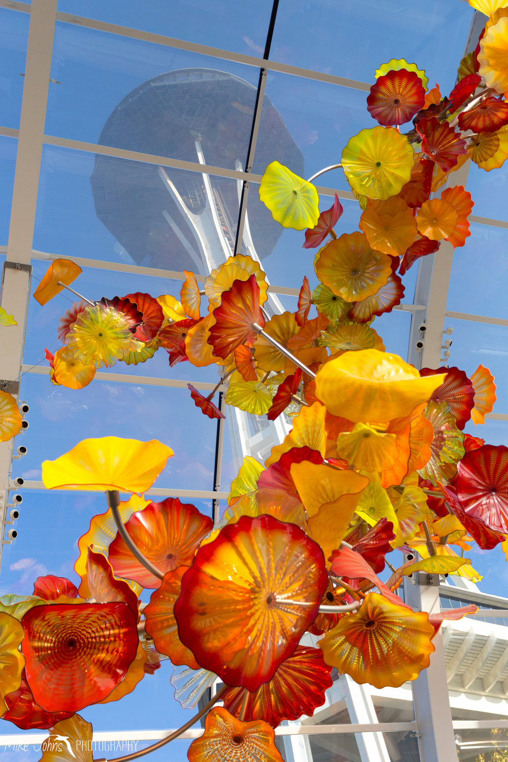 No trip to Seattle would be complete without paying a visit to the Chihuly museum.