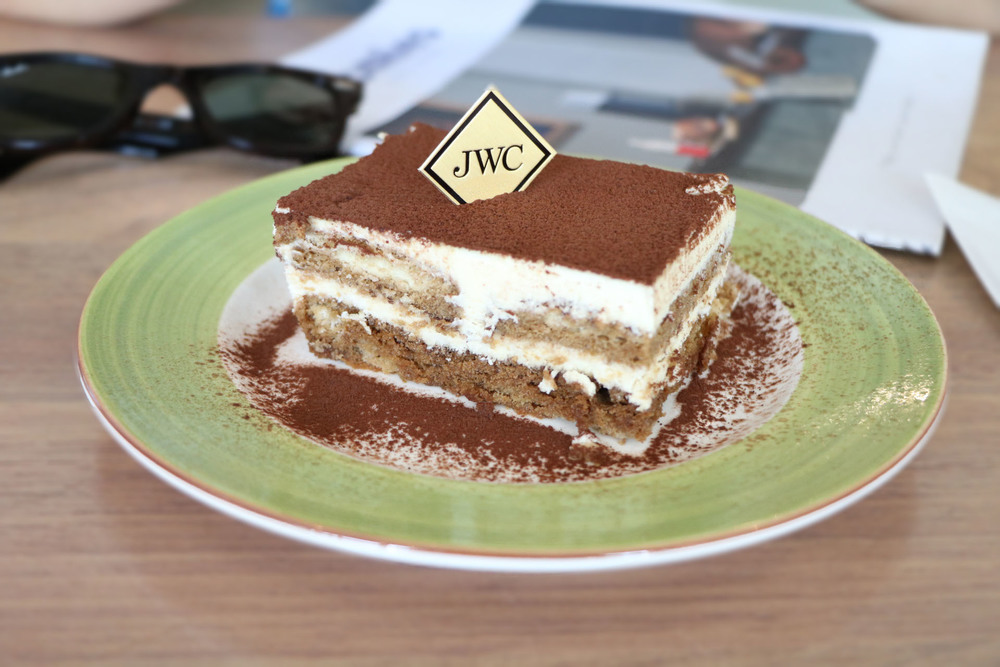 Tiramisu   My #no1 choice when it comes to cake selection and I am so glad this got the approval of my tastebuds :p