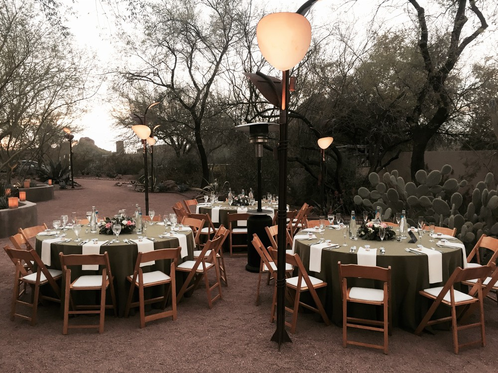 RANKED AS ONE OF THE TOP 3 CATERING COMPANIES   in Arizona by the Phoenix Business Journal