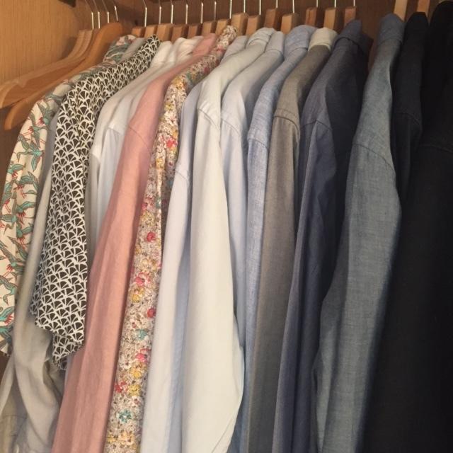 Wardrobe Transformation