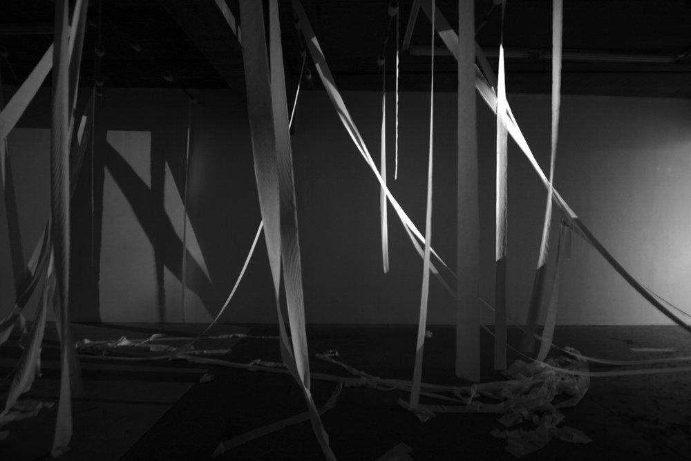 Destruction Through Interaction. Photo by Ben Gough