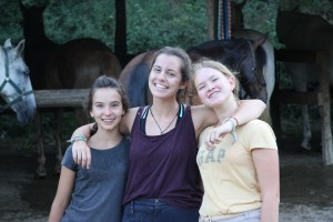 horse riding camp spain