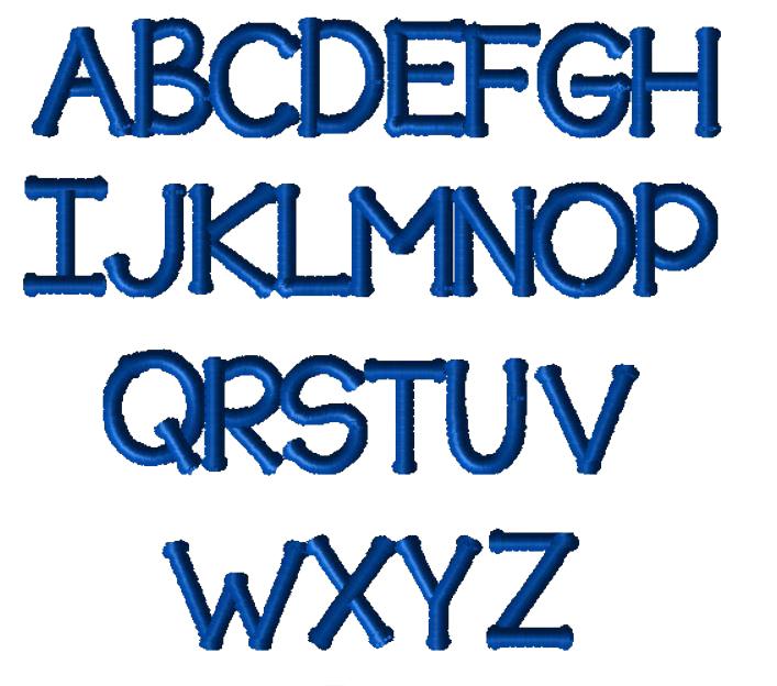 """""""F"""" font"""