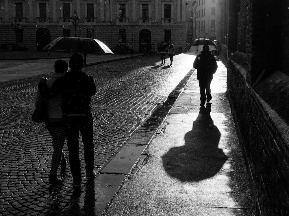 Street photography a Vicenza