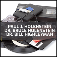 Paul J. Holenstein, Dr. Bruce Holenstein, Dr. Bill Highleyman