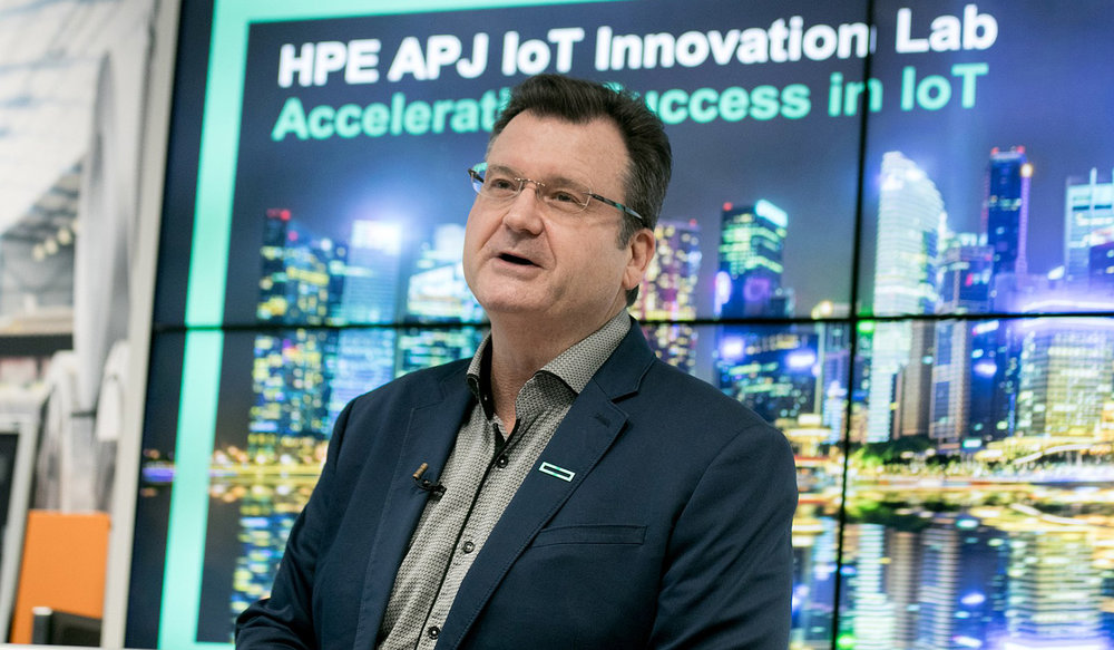 Dr Tom Bradicich, Global Vice President and General Manager of Servers and IoT systems, HPE.jpg