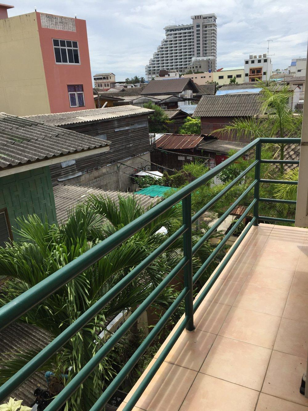 Room G Balcony