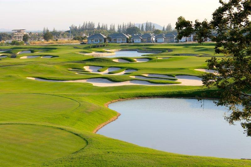 Schwarzerberg Golf Foto