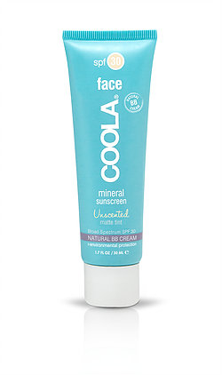 Face SPF 30 Unscented Matte Tint BB Cream