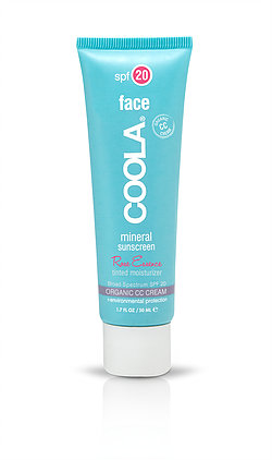 Face SPF 20 Rose Tinted Moisturizer