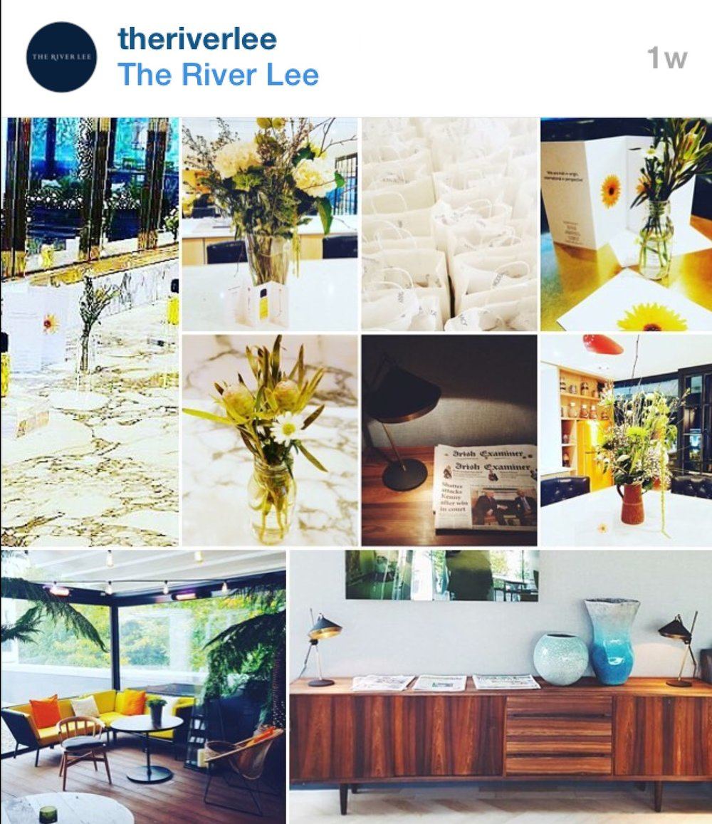 The River Lee Product launch Nov 2016