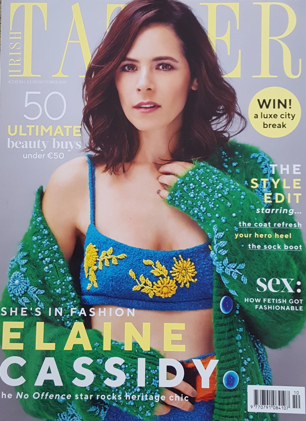 Irish Tatler Oct 2017