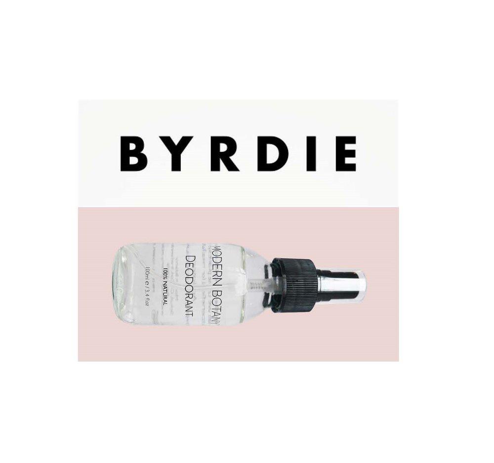 Byrdie UK Online June 2018