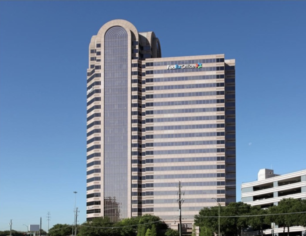 Dallas Galleria Tower One - IES Build Office