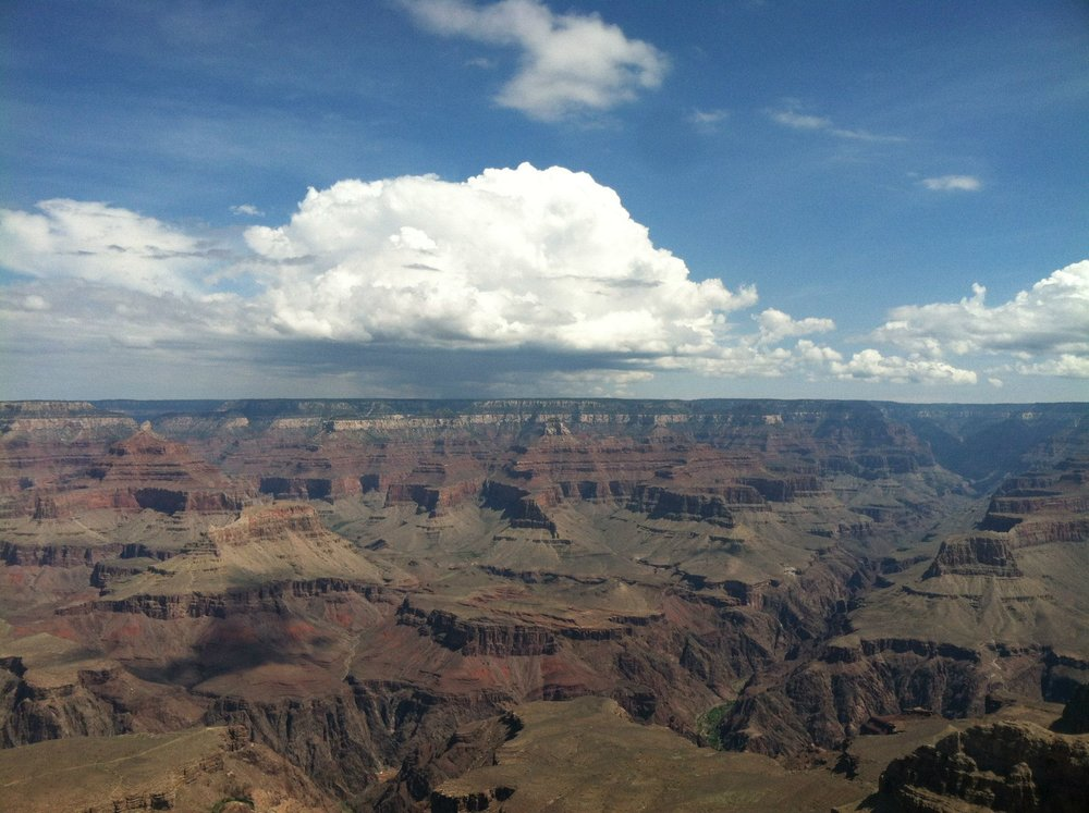 The Grand Canyon - photo by Kori Linae Carohters