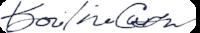 Kori's Signature