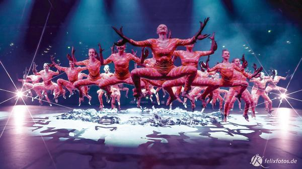 04.02.19 Feuerwerk der Turnkunst: Green Spirits nehmen Nachwuchspreis entgegen