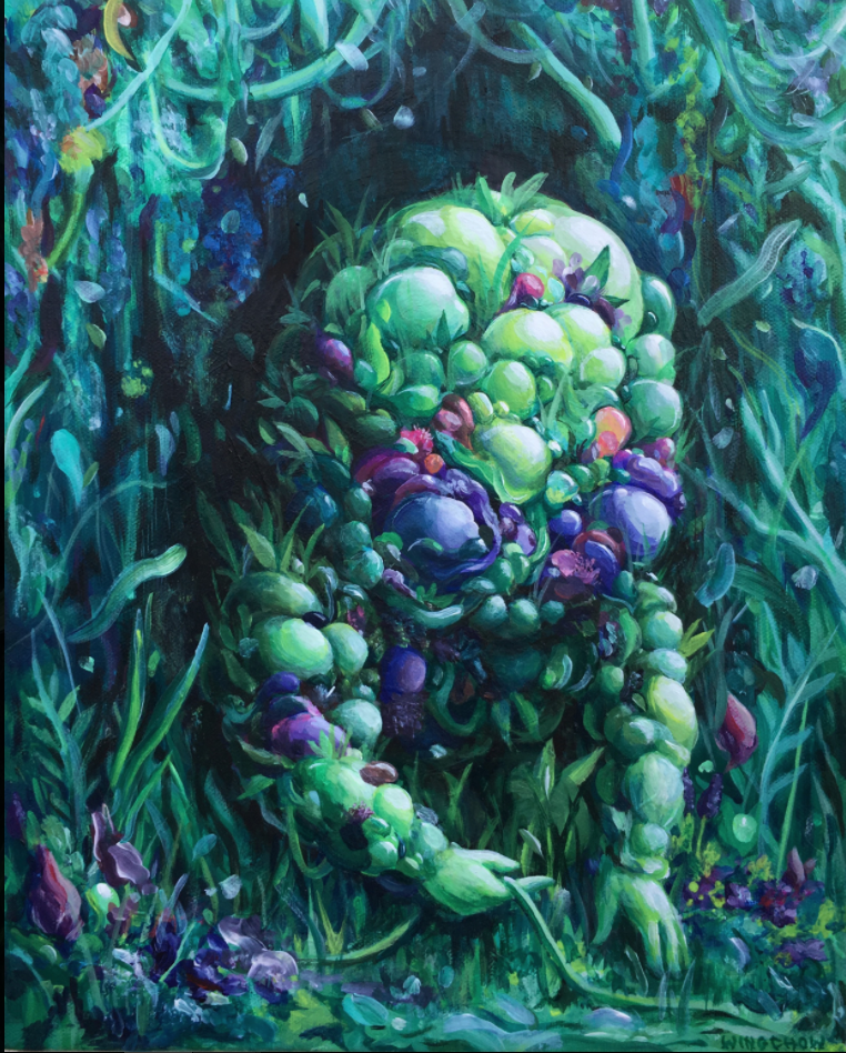 """Sprout (11"""" x 14"""")"""