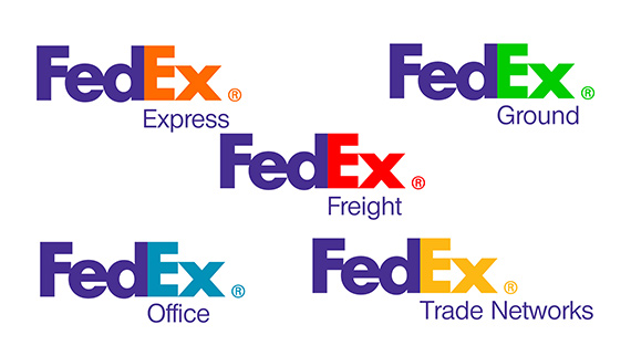 The Fedex Logo The Logo Shop Graphic Design Toronto