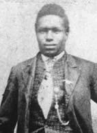 Alec Turner in 1869