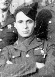 Harrison Burney, 1942