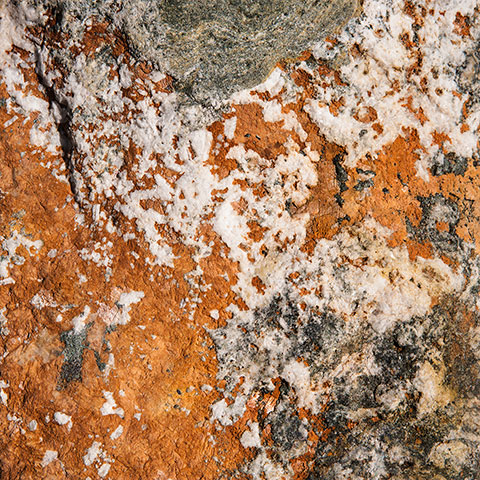 "Rock #5   Archival pigment print on wood panel   Limited edition sizes: 12"" x 12"" and 24"" x 24"""