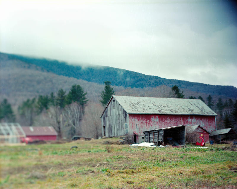 Yoder Farm In Danby, VT   Click Image to Listen