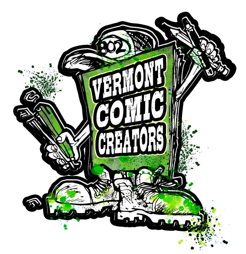 Vermont Comics Creators